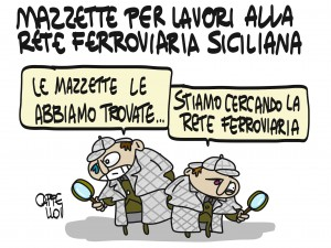 Mazzette in Sicilia