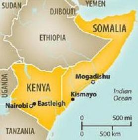Un muro tra Kenya e Somalia
