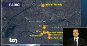 La notte di Parigi (I titoli tg del 13 novembre)