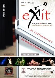 EXIT: lo Spettacolo dal Vivo