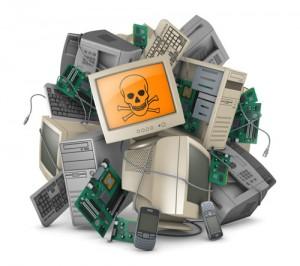 I rifiuti elettronici: una bomba ad orologeria in procinto di esplodere