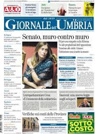 A fianco dei colleghi del Giornale dell'Umbria contro le scelte assurde dell'editore