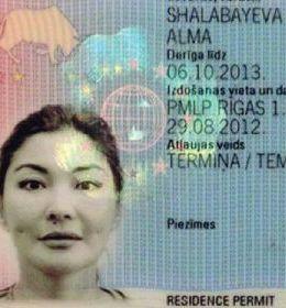 Alma Shabalayeva e l'imbroglio kazako