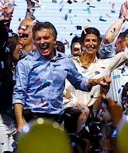 Argentina, anti-peronismo al potere