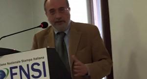 Giuseppe Giulietti eletto presidente Fnsi