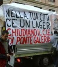 """CIE di Ponte Galeria, """"le tante ragioni per volerlo chiuso"""""""