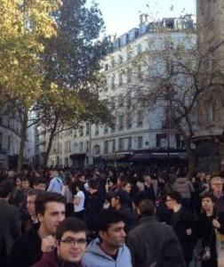 Piccola cronaca parigina a un mese dalla strage del Bataclan