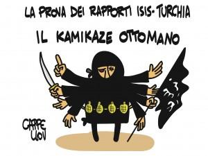 Il kamikaze ottomano