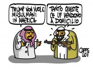 Donald Trump propone
