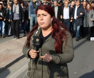 Kurdistan, a Diyarbakir arrestata una giornalista curda