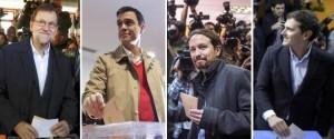 Elezioni Spagna: è in atto il cambiamento. Dal basso