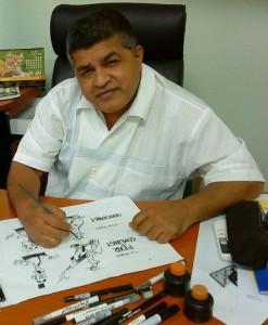 Un tweet per Zunar
