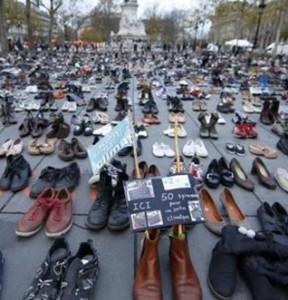 Parigi, ci sono scarpe e scarpe…