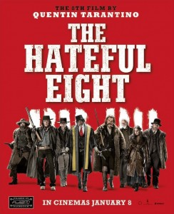 "The Hateful Eight, ""Le Iene formato western…"""