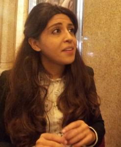 """Francesca Immacolata Chaouqui: """"sono innocente e pronta a tornare in Calabria"""""""