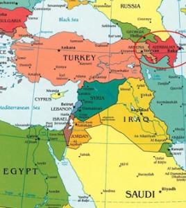 Azerbaijan, la lista nera
