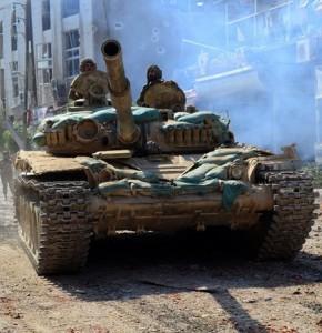 """""""La battaglia di Aleppo: verità, propaganda e tragedia umana"""". Roma, 17 febbraio"""