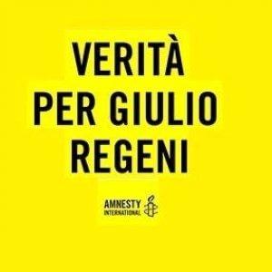 """""""Verità per Giulio Regeni"""". Una campagna contro le ombre, le bugie e i depistaggi"""