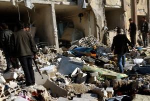Aleppo Est: Attacchi multipli su civili e ospedali nelle ultime 48 ore.Chiuso l'ospedale dei bambini