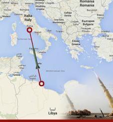 """""""L'Italia e la Libia. Tutti i rischi dell'intervento"""". Dossier Tavola della Pace"""