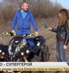 """Dinko il nazista cacciatore di rifugiati che la tv bulgara chiama """"supereroe"""""""
