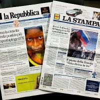 Fusione Repubblica-La Stampa: il mondo globalizzato in mano agli oligopoli, anche nell'editoria