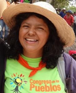 La coraggiosa lotta delle donne: per non dimenticare Berta Cáceres