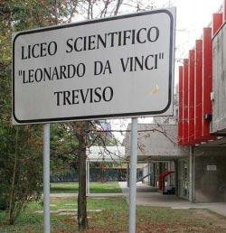 Iacomini e Giulietti incontrano gli studenti del Liceo Leonardo Da Vinci di Treviso