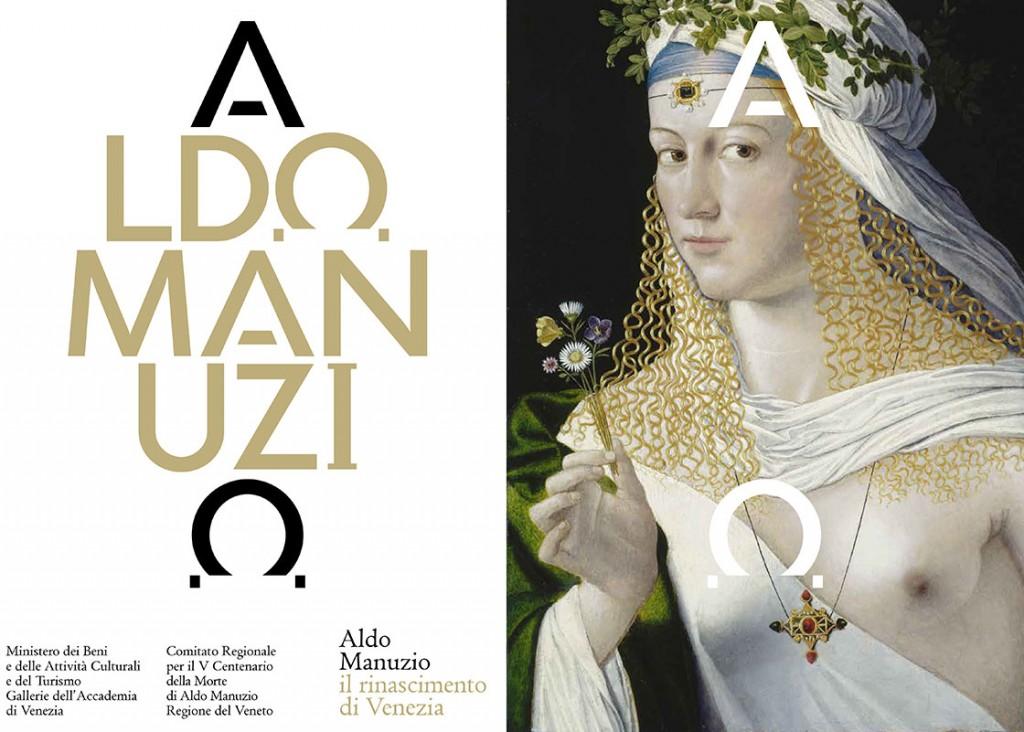 """Si è inaugurata il 19 marzo alle Gallerie dell Accademia di Venezia la  mostra """"Aldo Manuzio. Il Rinascimento di Venezia"""" c24dc8e055a"""