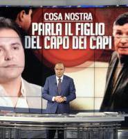 Il figlio di Riina in tv: un pessimo esempio per i giovani