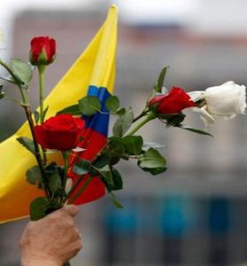 Guerra e pace in Colombia