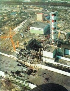 A Chernobyl la sconfitta dell'uomo
