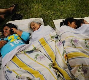 Ecuador, un minuto di terremoto fatale