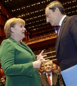 Francoforte vs Berlino (I Tg di giovedì 21 aprile)