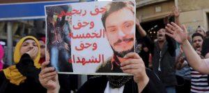 Scorta mediatica per Giulio Regeni si rinnova mentre in Egitto al Sisi espande i suoi poteri