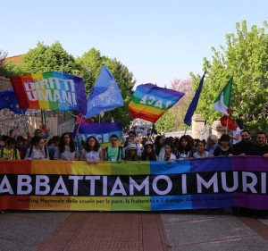 """""""100 giorni per la pace"""". Aiutaci ad organizzare una grande Marcia PerugiAssisi"""