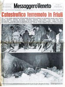 Terremoto Friuli: perché non impariamo dalle buone esperienze?
