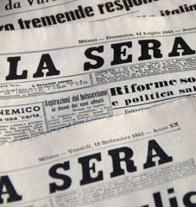 Corriere della Sera: un patrimonio da salvaguardare per Milano, per l'Italia