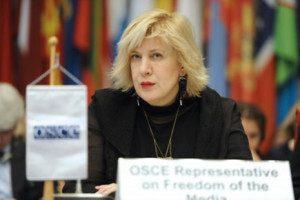 """""""Nessuno minacci la libertà di stampa"""". Il richiamo della commissaria per i Diritti umani, Dunja Mijatovic"""
