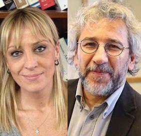 Turchia: i giornalisti Ceyda Karan e Cand Dundar scrivono ad Articolo21 per il sit sulla libertà di stampa