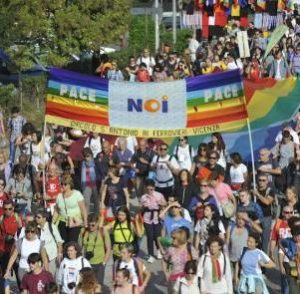 Il 9 ottobre in marcia per la pace