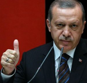 """Caro"" Erdogan ti scrivo"