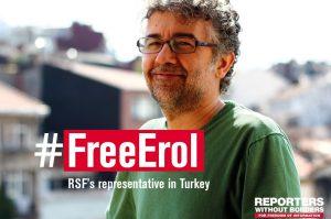 Giornalista arrestato per aver partecipato a una campagna di solidarietà. In Turchia nessuno è al sicuro dalle persecuzioni