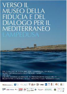 Costruiamo ponti, abbattiamo muri. Inaugurato oggi il Museo della Fiducia e del Dialogo per il Mediterraneo