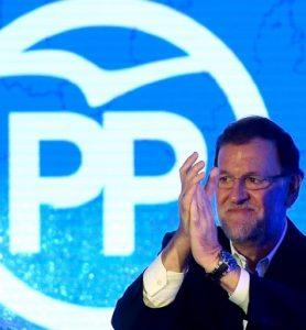 Elezioni Spagna, un solo vincitore, Rajoy