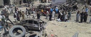 Quasi cento morti a Kabul e Baghdad. Scarsissimo il risalto nei media internazionali