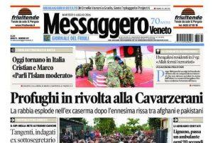 Messaggero Veneto e Piccolo non escono. Sciopero gruppo Gedi