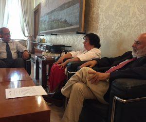 Rai: Articolo21 incontra il sottosegretario Giacomelli