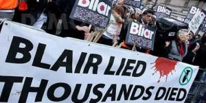 L'uomo nell'ombra: Tony Blair, l'Iraq e le inesistenti armi di distruzione di massa