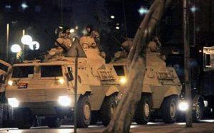 """In Turchia, fallito il putsch militare, ora Erdogan ha mano libera per ottenere tutti i poteri da """"autarca""""."""